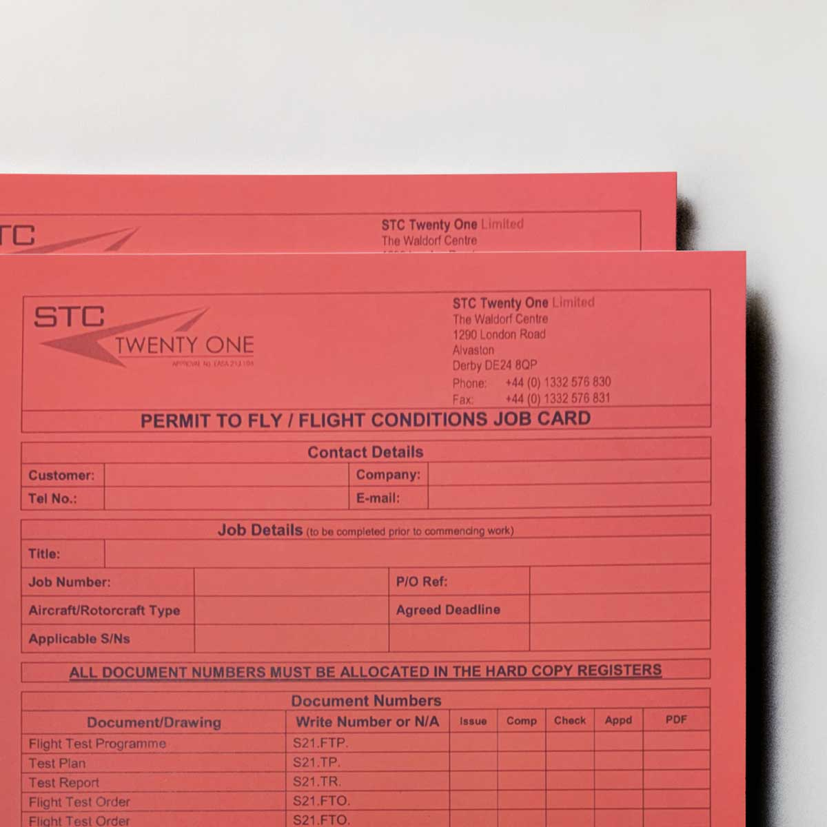 permit to fly stc twenty one why choose us